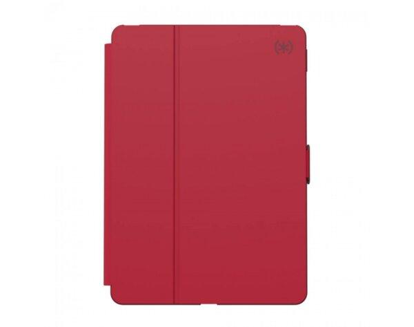 Калъф Speck iPad 8 (2020), iPad 7 (2019) 10.2 inch BALANCE FOLIO (DARK POPPY RED/VELVET RED)