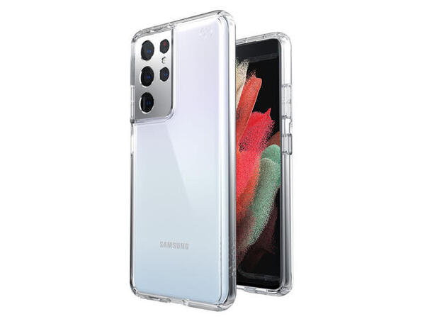 Калъф от Speck  Presidio Perfect Clear  за Galaxy S21 Ultra 5G - Clear/Clear