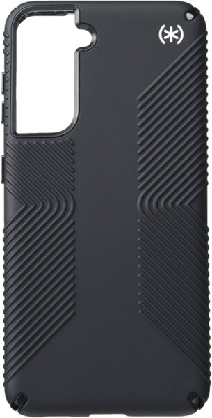 Калъф от Speck  Presidio 2 Grip за Galaxy S21 5G - Black/Black/White