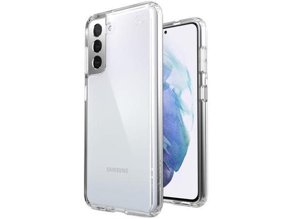 Калъф от Speck  Presidio Perfect Clear за Galaxy S21 5G  - Clear/Clear