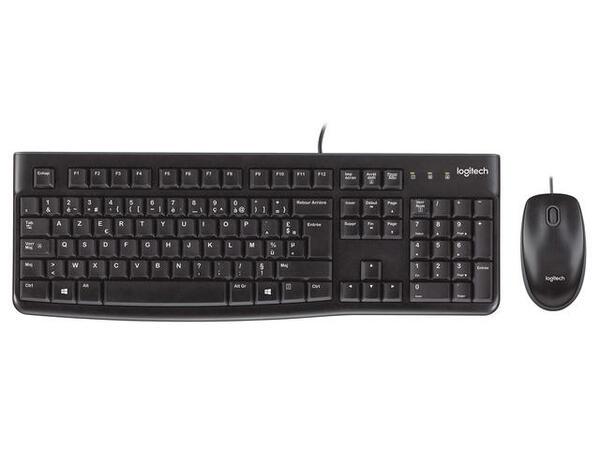 Комплект, Logitech Desktop MK120