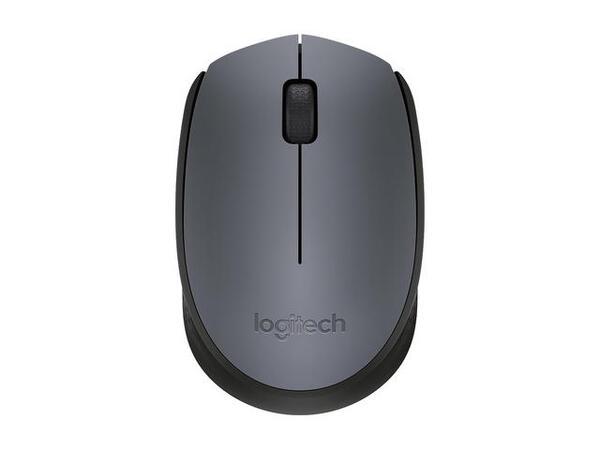 Мишка, Logitech Wireless Mouse M170 Grey