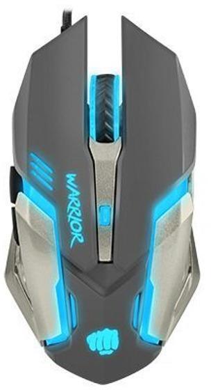 Мишка, Fury Gaming mouse, Warrior 3200PDI, optical, Illuminated black