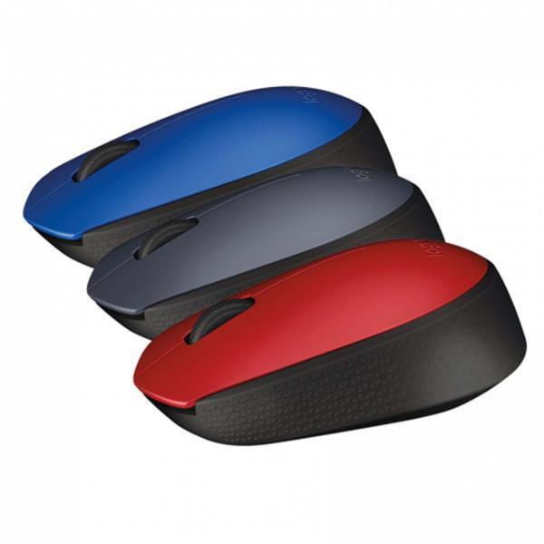 Мишка, Logitech Wireless Mouse M171 Blue