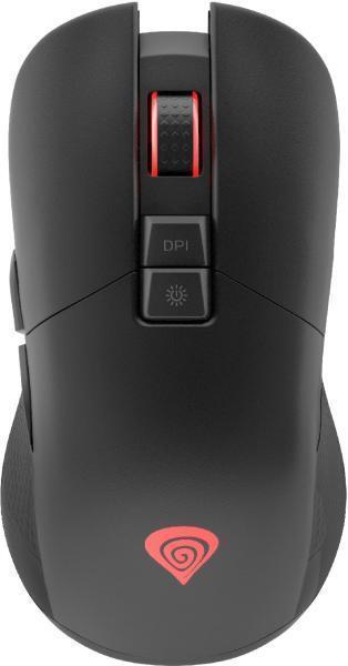 Мишка, Genesis Wireless Gaming Mouse Zircon 330 3600Dpi Black