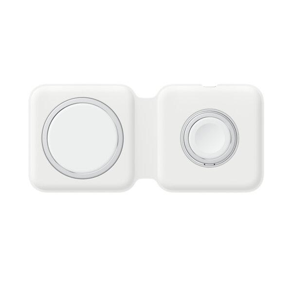Бвзжично Зарядно Apple MagSafe Duo Charger White