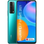 Смартфон Huawei P Smart (2021) Dual Sim, 4GB RAM 128GB, Crush Green