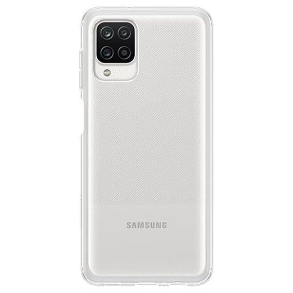 Калъф от Soft Clear Cover за Samsung A12 Transperant
