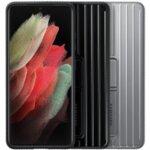 Калъф, Samsung S21 Protective Standing Cover Black