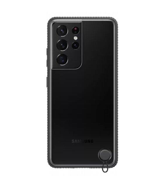 Калъф от Clear Protective Cover за Samsung S21 Ultra Black