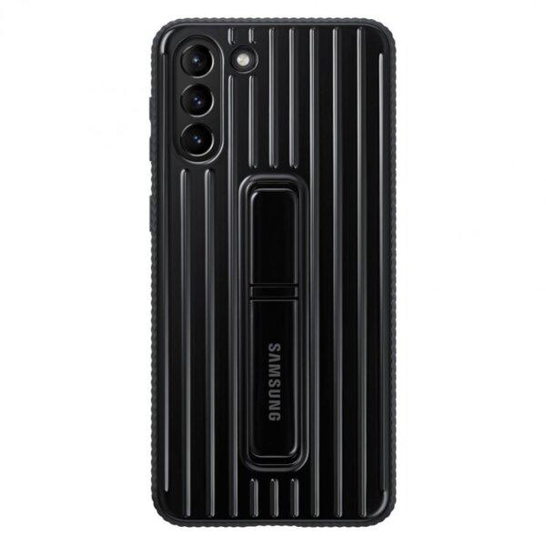 Калъф от Protective Standing Cover за Samsung S21+ Black
