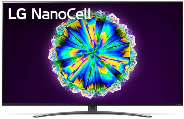 "LG 49NANO863NA, 49"" 4K IPS HDR Smart Nano Cell TV, 3840x2160, 200Hz, DVB-T2/C/S2, Alpha 7 III Processor, Cinema HDR, Dolby Vision IQ, Dolby Atmos, webOS ThinQ, AI functions, FreeSync, Voice"