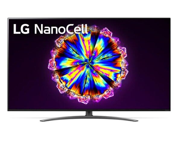 "LG 55NANO913NA, 55"" 4K IPS HDR Smart Nano Cell TV, 3840x2160, 200Hz, DVB-T2/C/S2, Alpha 7 III Processor, Cinema HDR, Dolby Vision IQ, Dolby Atmos, webOS ThinQ, AI functions, FreeSync, WiFi"