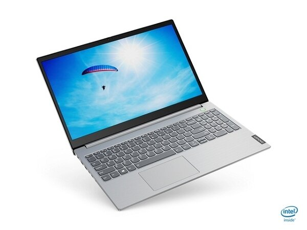 """Lenovo ThinkBook 15 Intel Core i5-1035G1 (1.0GHz up to 3.6GHz, 6MB), 8GB DDR4 2666MHz, 256GB SSD, 15.6"""" FHD (1920x1080) IPS, AG, Intel UHD Graphics, WLAN ac, BT, 720p Cam, Mineral Grey, KB"""
