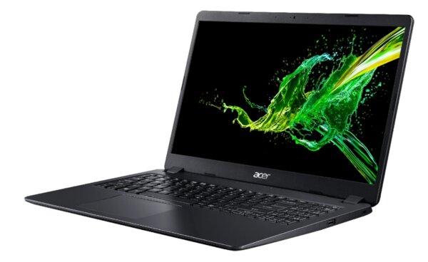 "Acer Aspire 3, A315-56-31R7, Intel Core i3-1005G1 (up to 3.4 GHz, 4MB), 15.6"" FHD (1920x1080) AG, HD Cam, 8GB DDR4 (4GB onboard),  512GB SSD PCIe, Intel UHD, Linux, Black"