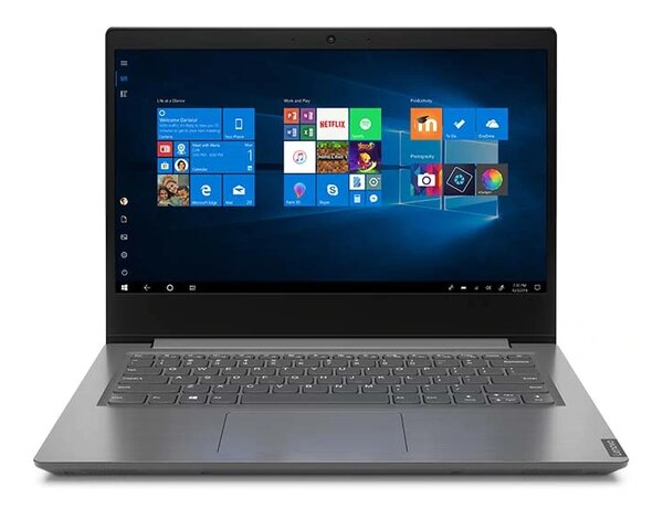 """Lenovo V14 ADA AMD Ryzen 3 3250U (2.6GHz up to 3.5 GHz, 4MB), 8GB (4+4) 2400MHz DDR4, 256GB SSD, 14"""" FHD (1920x1080), AG, Integrated AMD Radeon Graphics, WLAN ac, BT, Cam 0.3 mp, 2 cell, Iron"""
