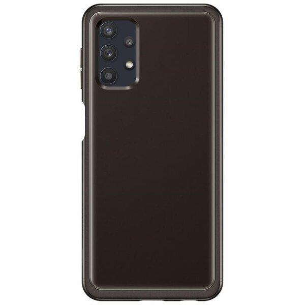 Калъф от Soft Clear Cover за Samsung A32 Black