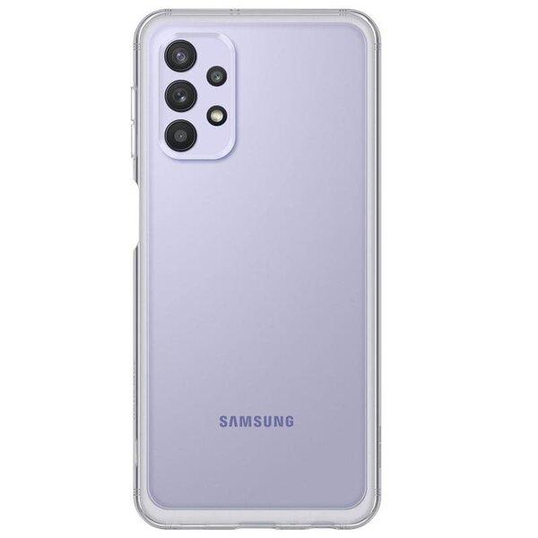 Калъф от Soft Clear Cover за Samsung A32 Transperant