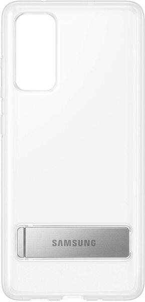 Калъф от Clear Standing Cover за Samsung S20 FE Transperant