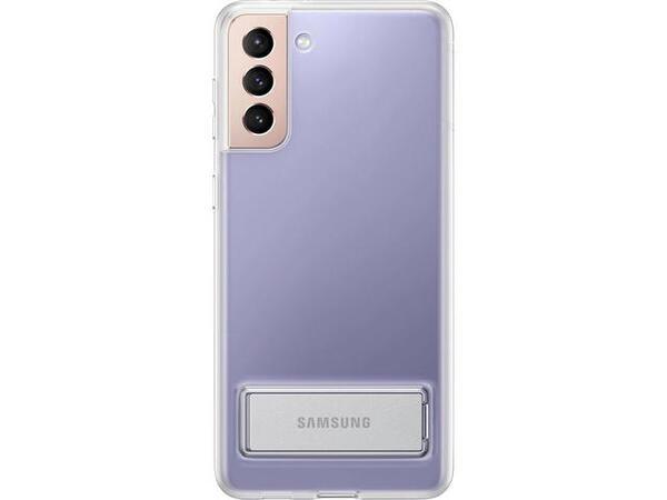 Калъф от Clear Standing Cover за Samsung S21+ Transperant