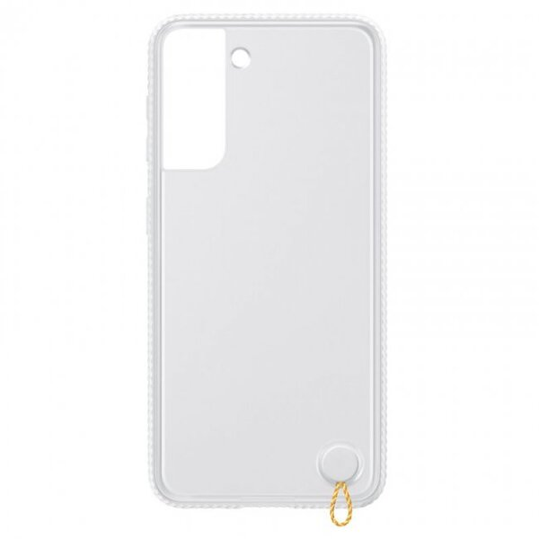 Калъф от Clear Protective Cover за Samsung S21 White