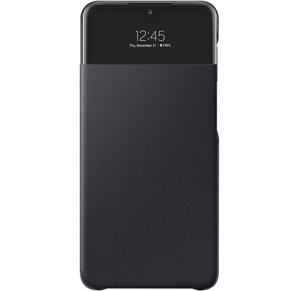 Калъф от Smart S View Wallet Cover за Samsung A32 Black