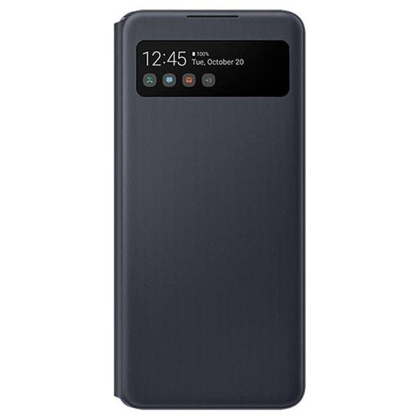 Калъф от Smart S View Cover за Samsung A42 Black