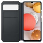 Калъф - Samsung A42 Smart S View Cover Black