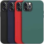 Nillkin Flex Pure Liquid Silicone Cover for iPhone 12/12 Pro 6.1. Green