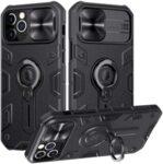 Nillkin CamShield Armor Hard Case for iPhone 12/12 Pro 6.1 Black