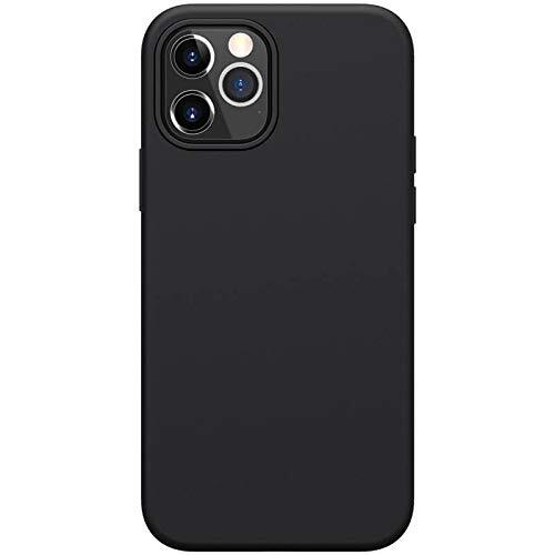 Силиконов Калъф от Nillkin Flex Pure Liquid за iPhone 12/12 Pro - Black
