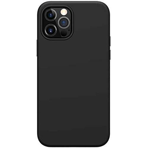Калъф от Nillkin Flex Pure Pro Magnetic за iPhone 12/12 Pro - Black