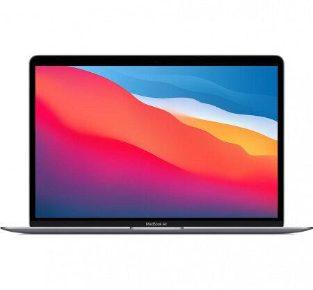 Лаптоп Apple MacBook Air 13 Retina (Nov2020) MBA 13.3 SPG/8C CPU/8C GPU/16GB/512GB - Space Grey