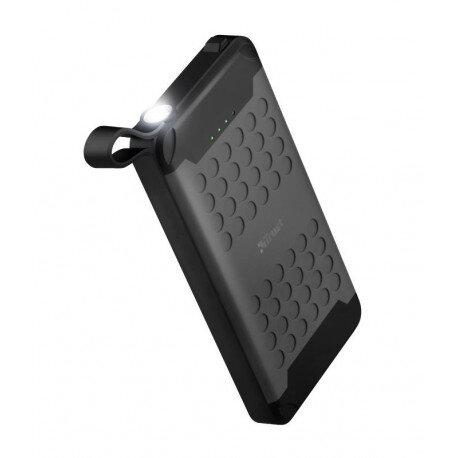 Външна батерия Trust Hyke  Литиево-йонна (Li-Ion) 10000 mAh Черен