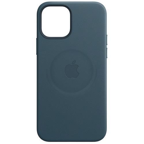 Кожен Калъф от Apple за iPhone 12 Pro Max с MagSafe - Baltic Blue (Seasonal Fall 2020)