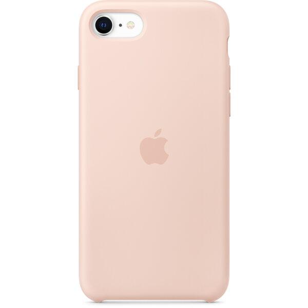 Силиконов Калъф от Apple за iPhone SE2 - Pink Sand
