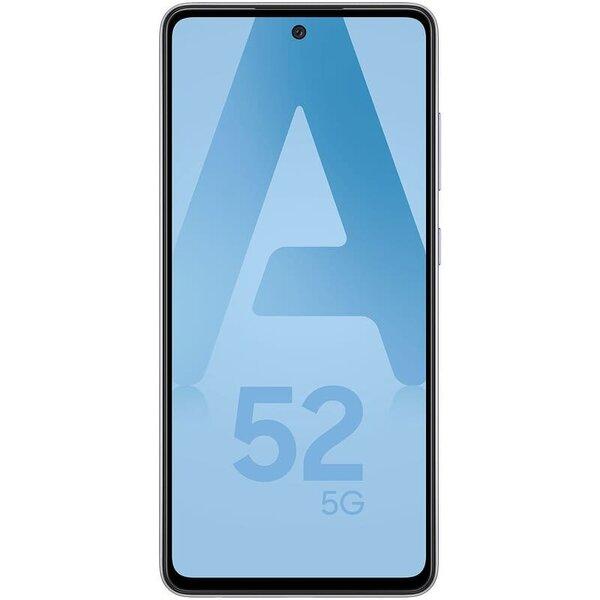 Смартфон Samsung Galaxy A52, LTE, Dual SIM, 128GB, 6GB RAM, Light Violet