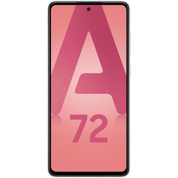 Смартфон Samsung Galaxy A72, Dual SIM, 128GB, 6GB RAM, White