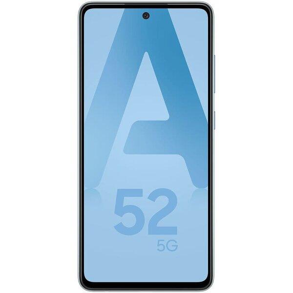 Смартфон Samsung Galaxy A52, Dual SIM, 128GB, 6GB RAM, 5G, Blue
