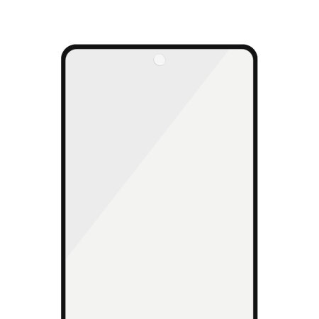 4phones Samsung Galaxy A72 Tempered Glass Black
