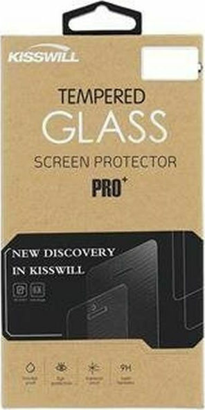 Kisswill Tempered Glass 2.5D 0.3mm for iPad Air 8 10.2