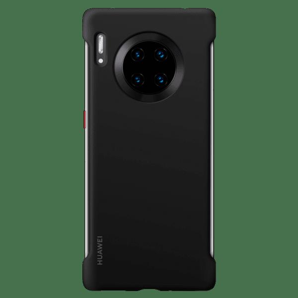 Силиконов Калъф за Huawei Mate 30 PRO - Black