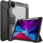 Nillkin Smart Cover do Apple iPad Pro 12.9 2020 Black