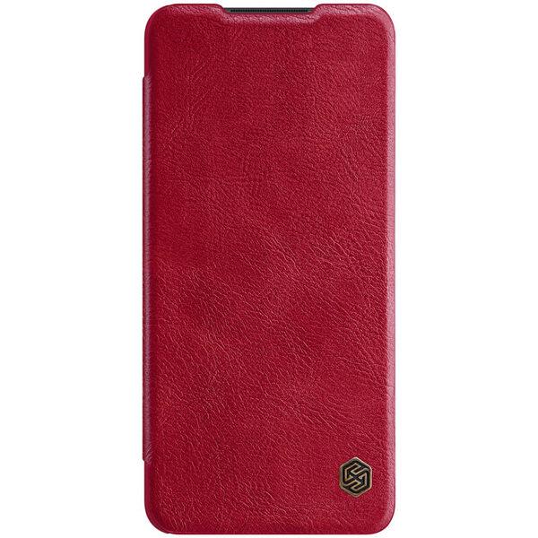 Калъф от Nillkin Qin Book Case за Samsung Galaxy A12 - Red