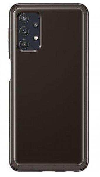 Калъф от Samsung Soft Clear Cover за Samsung Galaxy A32 5G - Black
