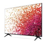 """LG 43NANO753PA, 43"""" 4K IPS HDR Smart Nano Cell TV, 3840x2160, DVB-T2/C/S2, Active HDR ,HDR 10 PRO, webOS Smart TV, ThinQ AI, WiFi, Clear Voice, Bluetooth, Miracast / AirPlay, Two Pole stand,"""