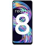 Смартфон Realme 8, Dual SIM, 128GB, 6GB RAM, 4G, Silver