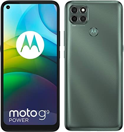 Смартфон Motorola Moto G9 Power LTE 128GB, Dual Sim  Green