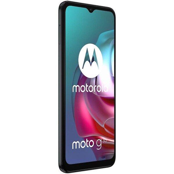 Смартфон Motorola Moto G30, Dual SIM, 128GB, 4GB Ram, LTE, Dark Pearl