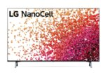 """LG 50NANO753PA, 50"""" 4K IPS HDR Smart Nano Cell TV, 3840x2160, DVB-T2/C/S2, Active HDR ,HDR 10 PRO, webOS Smart TV, ThinQ AI, WiFi, Clear Voice, Bluetooth, Miracast / AirPlay, Two Pole stand,"""